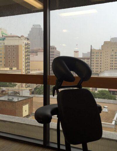 chair massage event - Zenergy Chair Massage